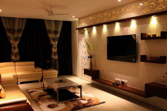 indian living room interior design pictures